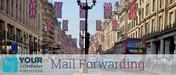 London Mail Forwarding